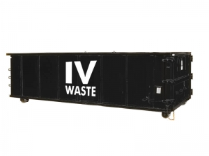 Roll Off Dumpster by IV Waste